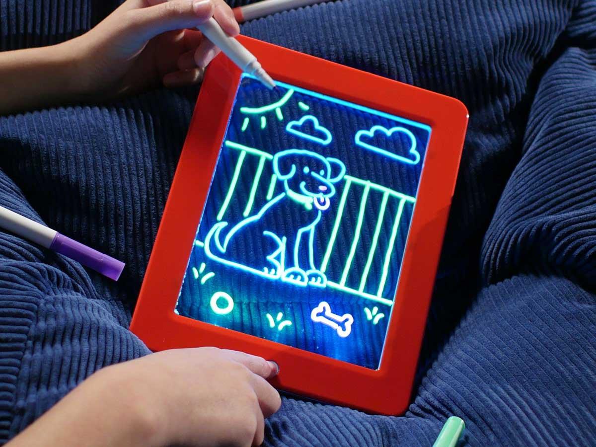 Tablet do rysowania z podświetleniem Magic Pad opinie