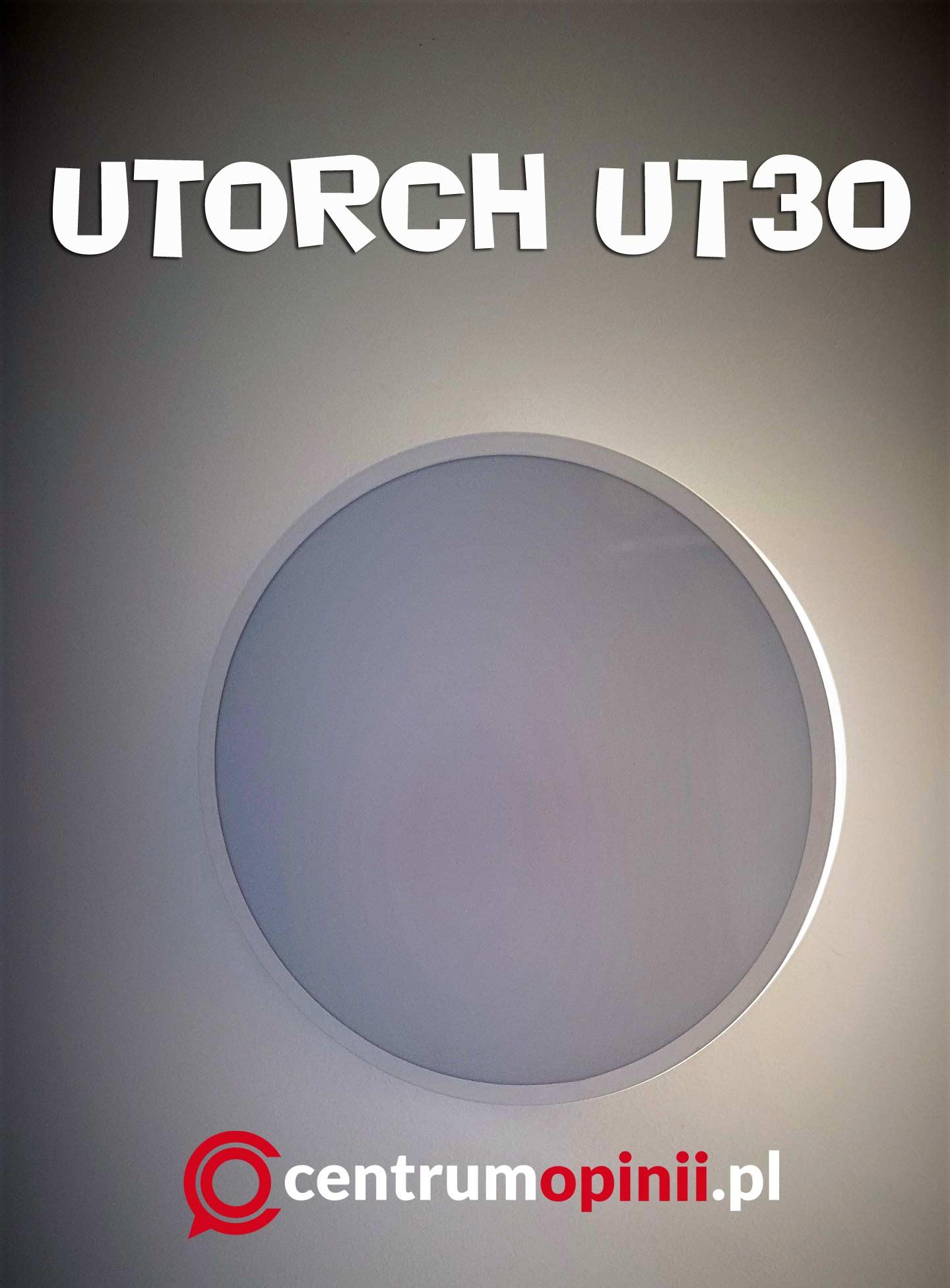 Utorch UT30 opinie test i recenzja