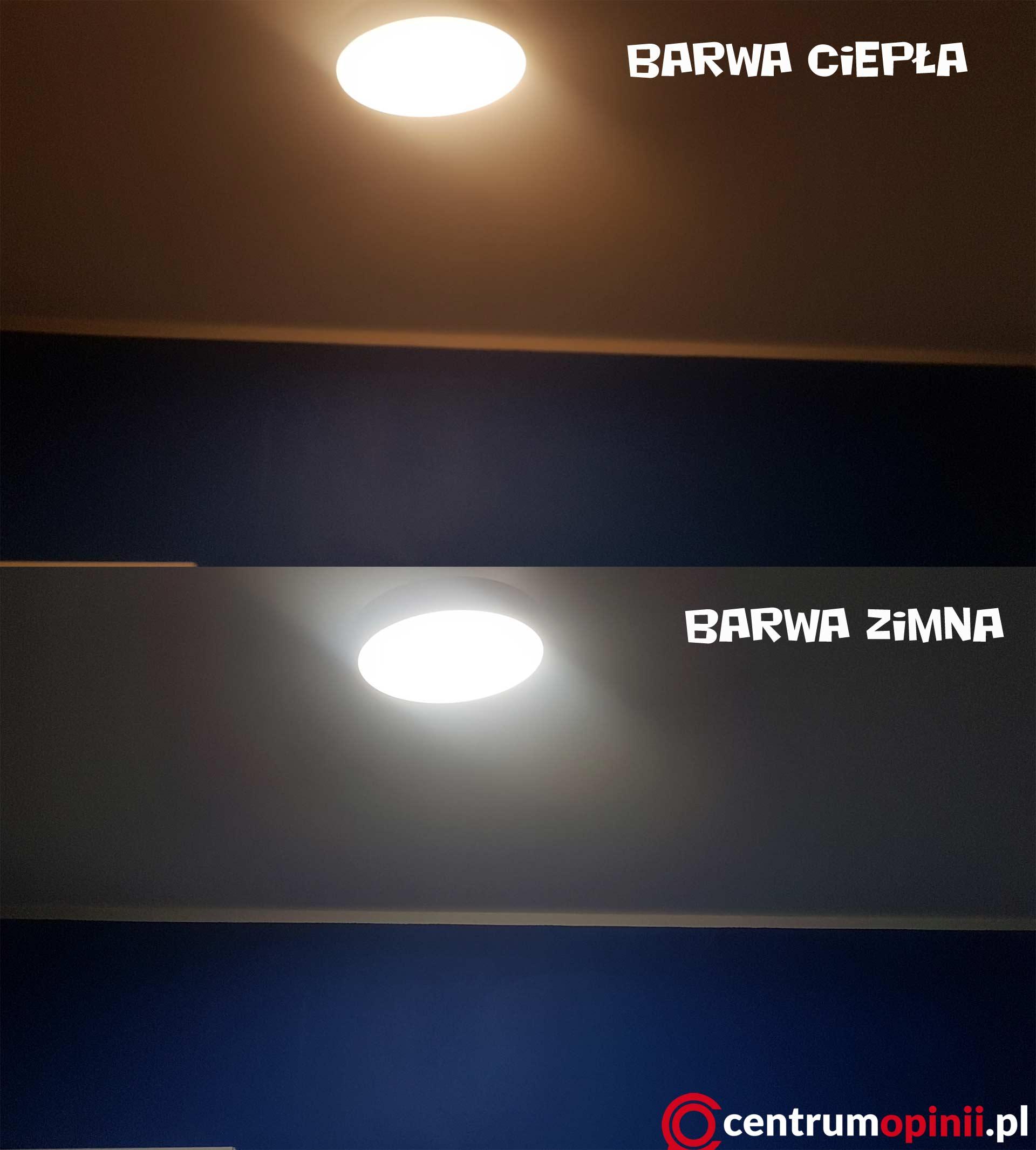 Utorch UT30 plafon ledowy ze sterowaniem głosowym
