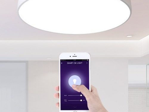 Inteligentne oświetlenie Utorch