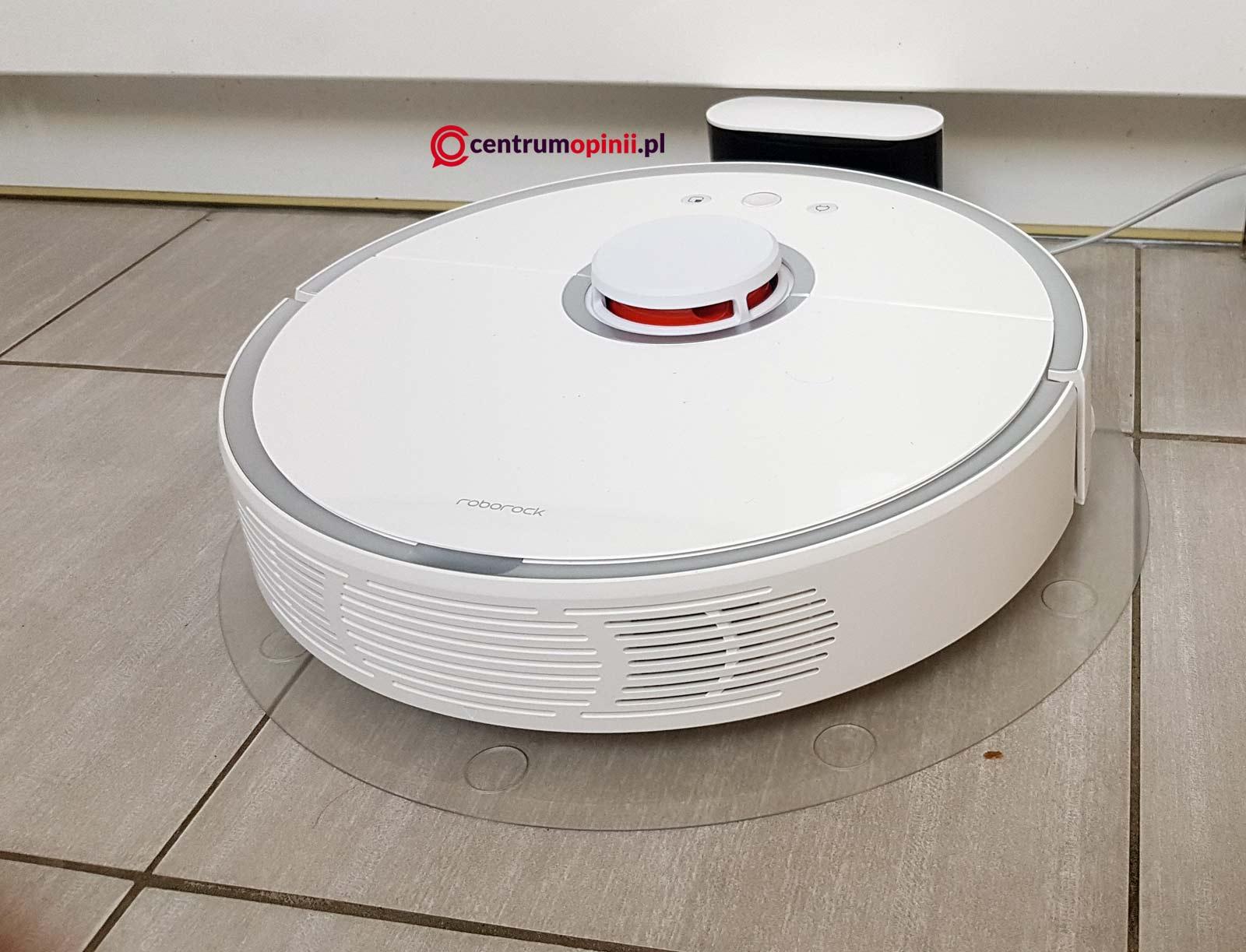 Roborock S50 opinie test i recenzja robota automatycznego