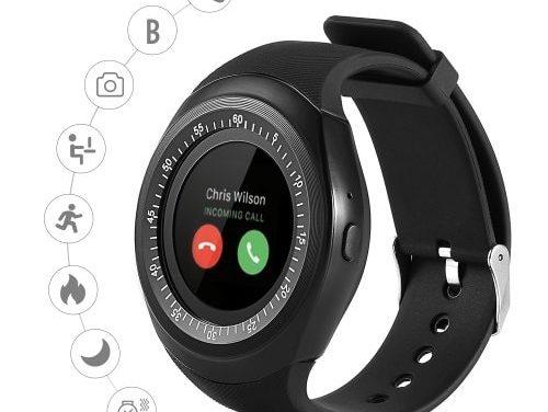Alfawise Y1 696 Sportowy zegarek Bluetooth z funkcją niezależnego telefonu wietrzenie magazynu w sklepie Gearbest