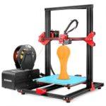 Alfawise U20 Duża skala 2,8-calowy ekran dotykowy DIY 3D Printer – EU gorąca oferta w sklepie Gearbest