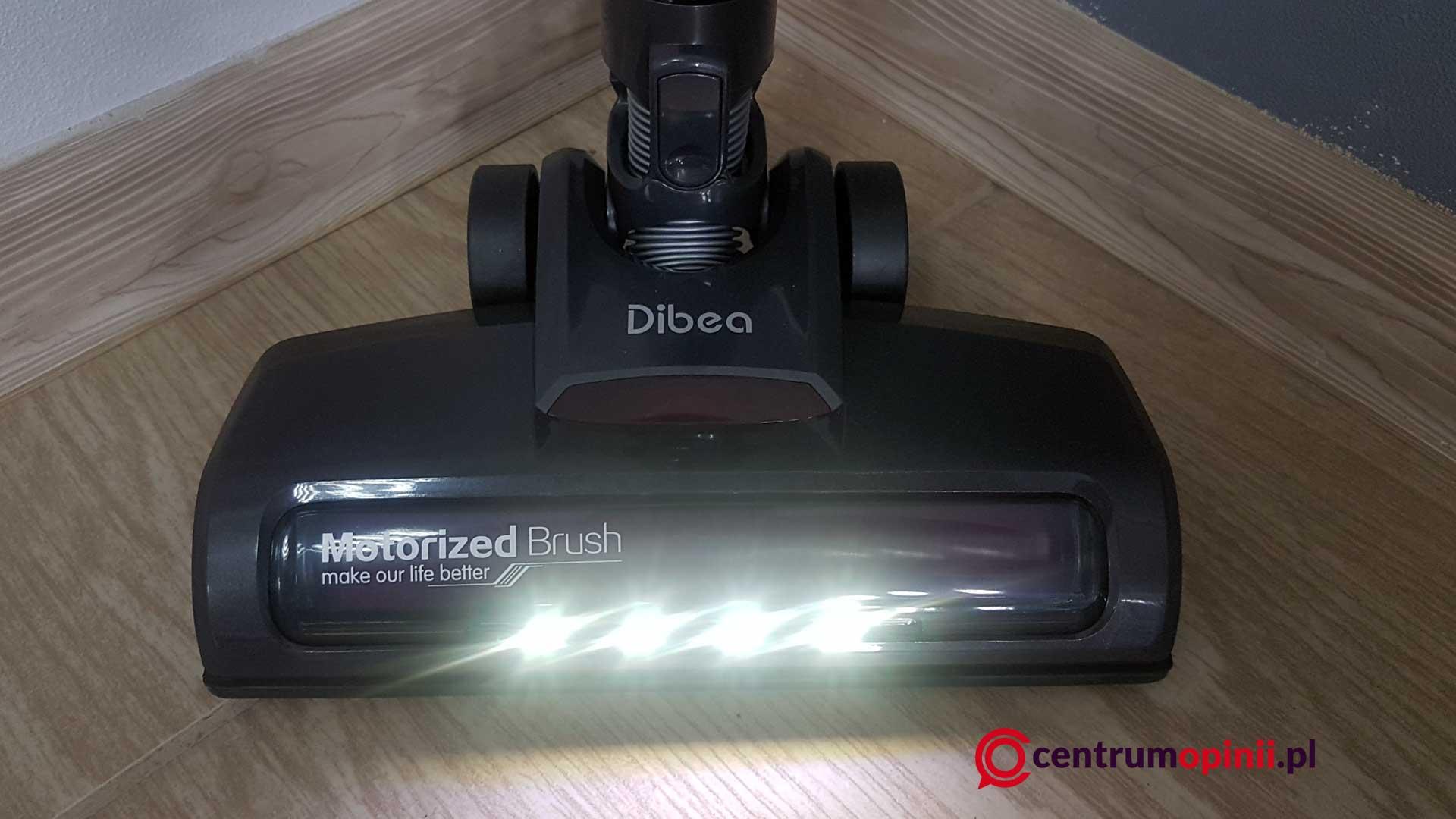 Dibea D18 opinie test i recenzja