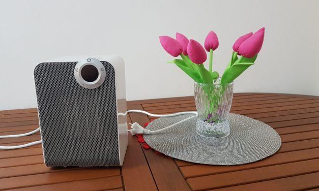 Grzejnik elektryczny Rovus Ceramic Heater opinie test i recenzja