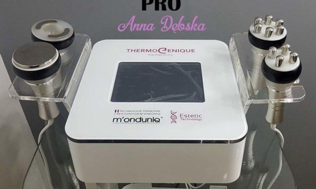 M'onduniq thermogenique czyli nowoczesna technika w walce z tłuszczem i cellulitem