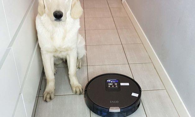 Zaco V85 odkurzacz dla właścicieli zwierząt opinie test i recenzja