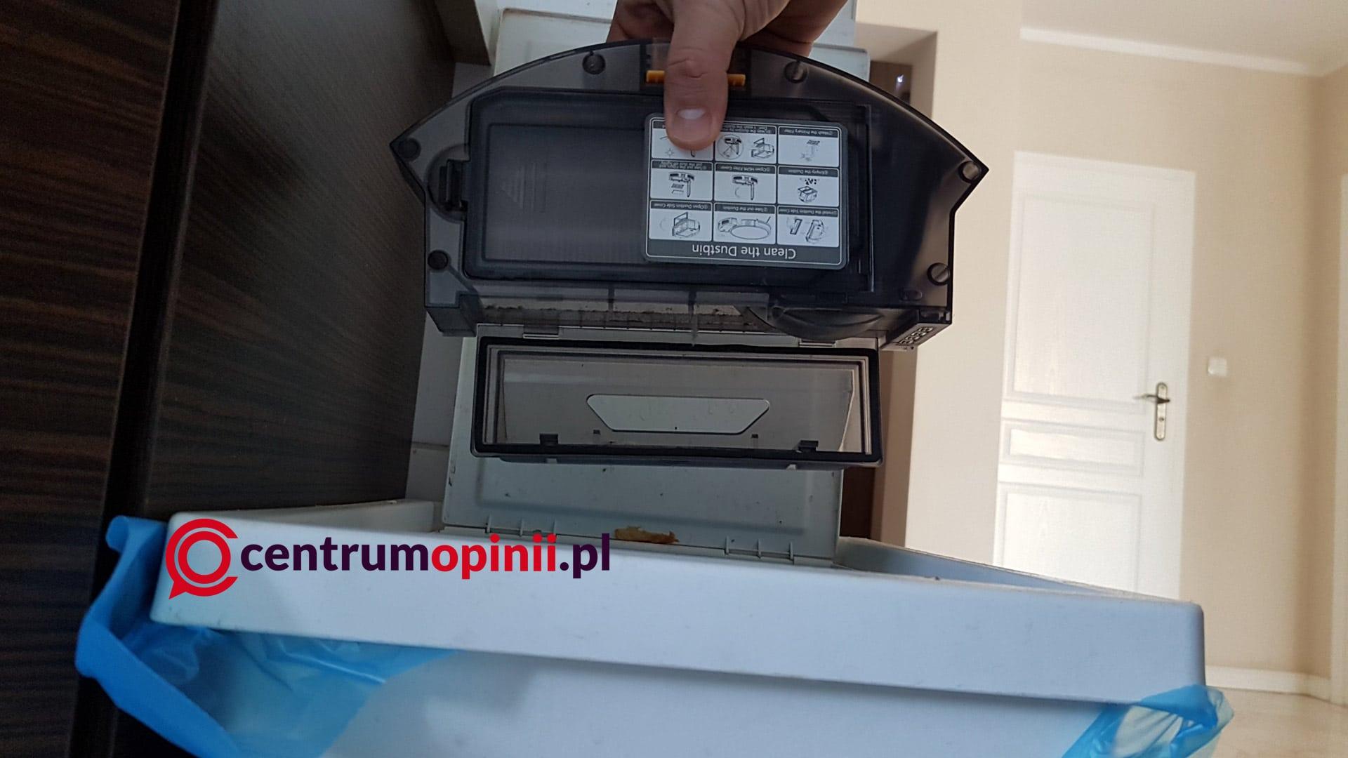 Puron PR10 pojemnik na nieczystości