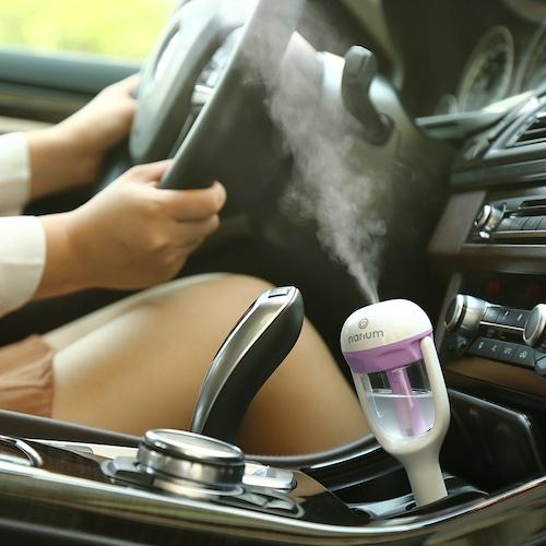 Kreatywny nawilżacz powietrza Mini Aroma oczyszczacz powietrza