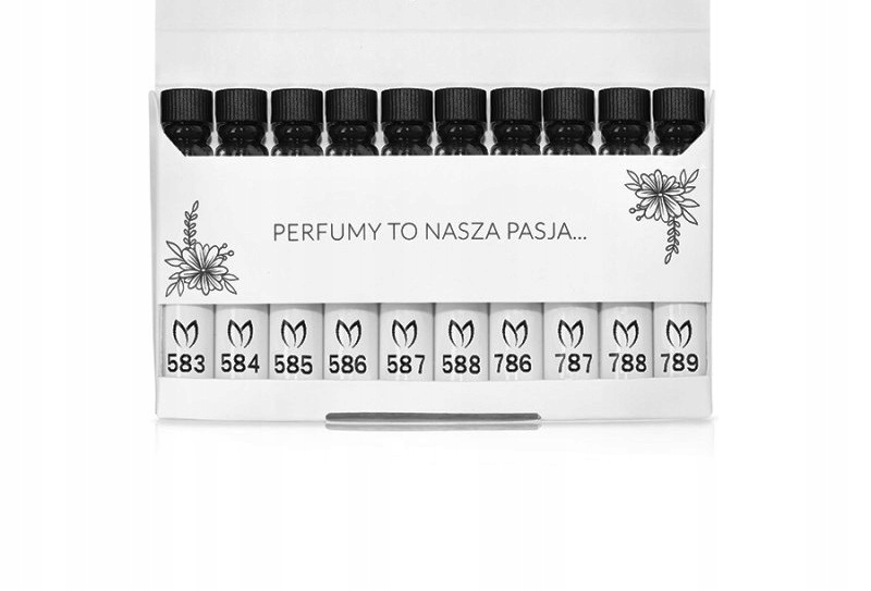 f4 GLANTIER zestaw NOWOŚCI próbki 10 sztuk